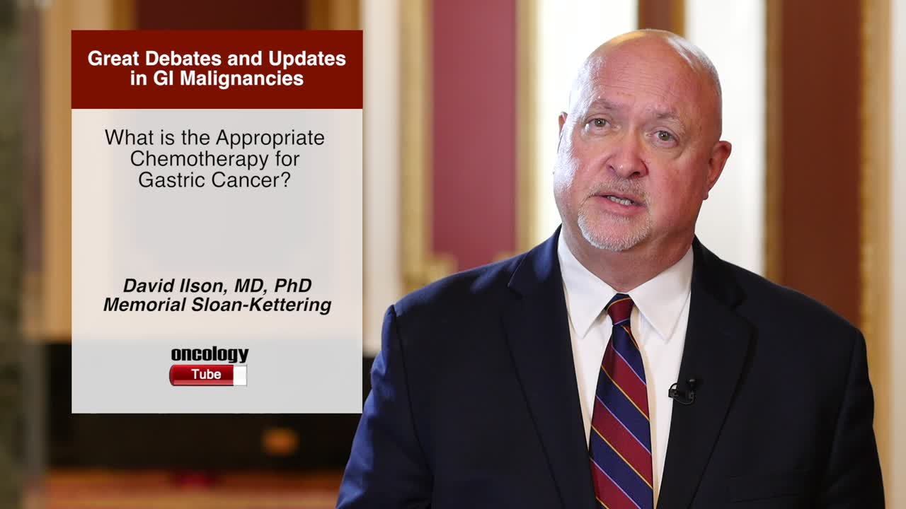 What is the Appropriate Chemotherapy for Gastric Cancer?