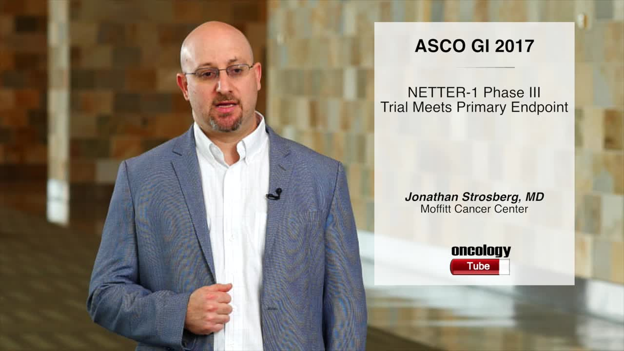 NETTER-1 Phase III Trial Results Meet Primary Endppoint