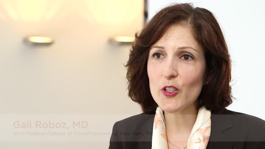 Application of molecular genetic testing in AML