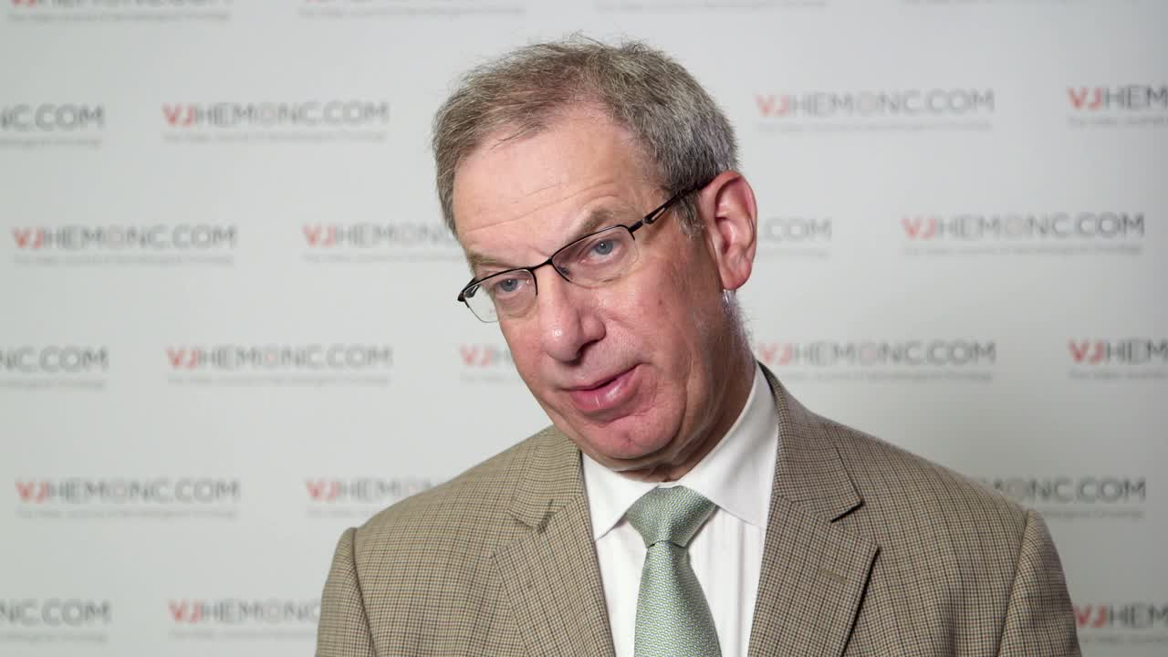 MRD as an endpoint in clinical trials