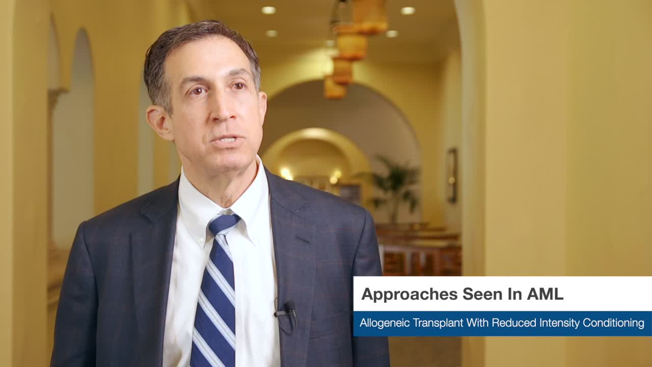 Approaches Seen In AML
