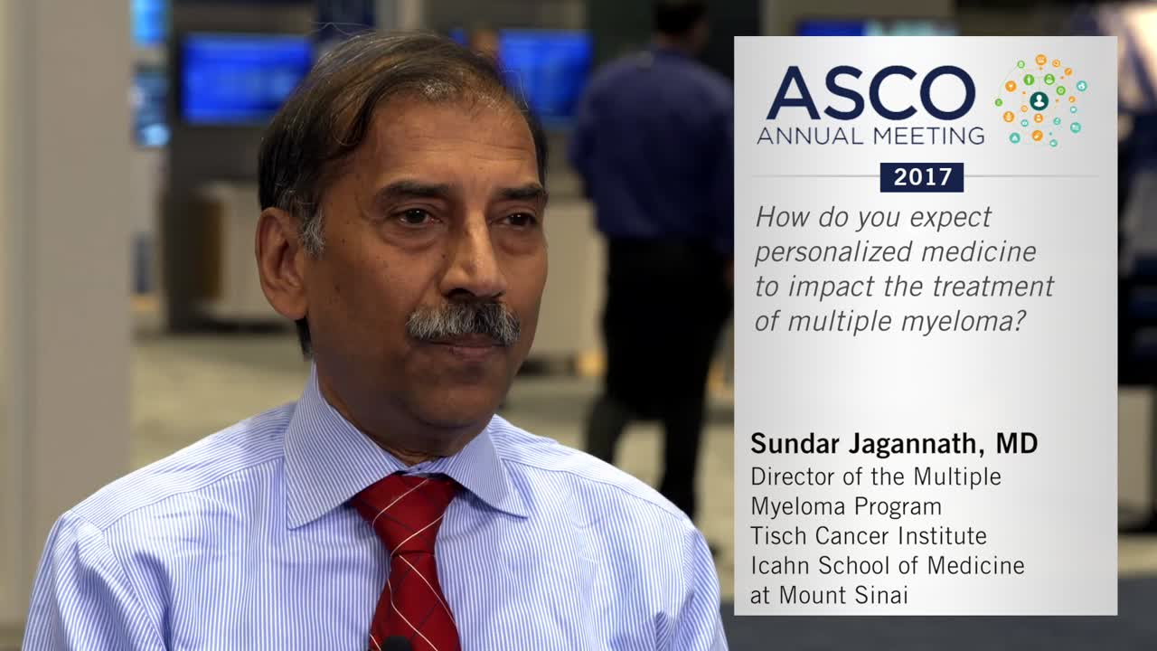 Impact of personalized medicine in the treatment of multiple myeloma
