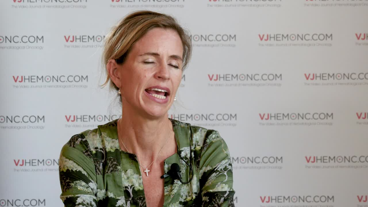 AML clinical trials: early stage vs. relapse/refractory patients