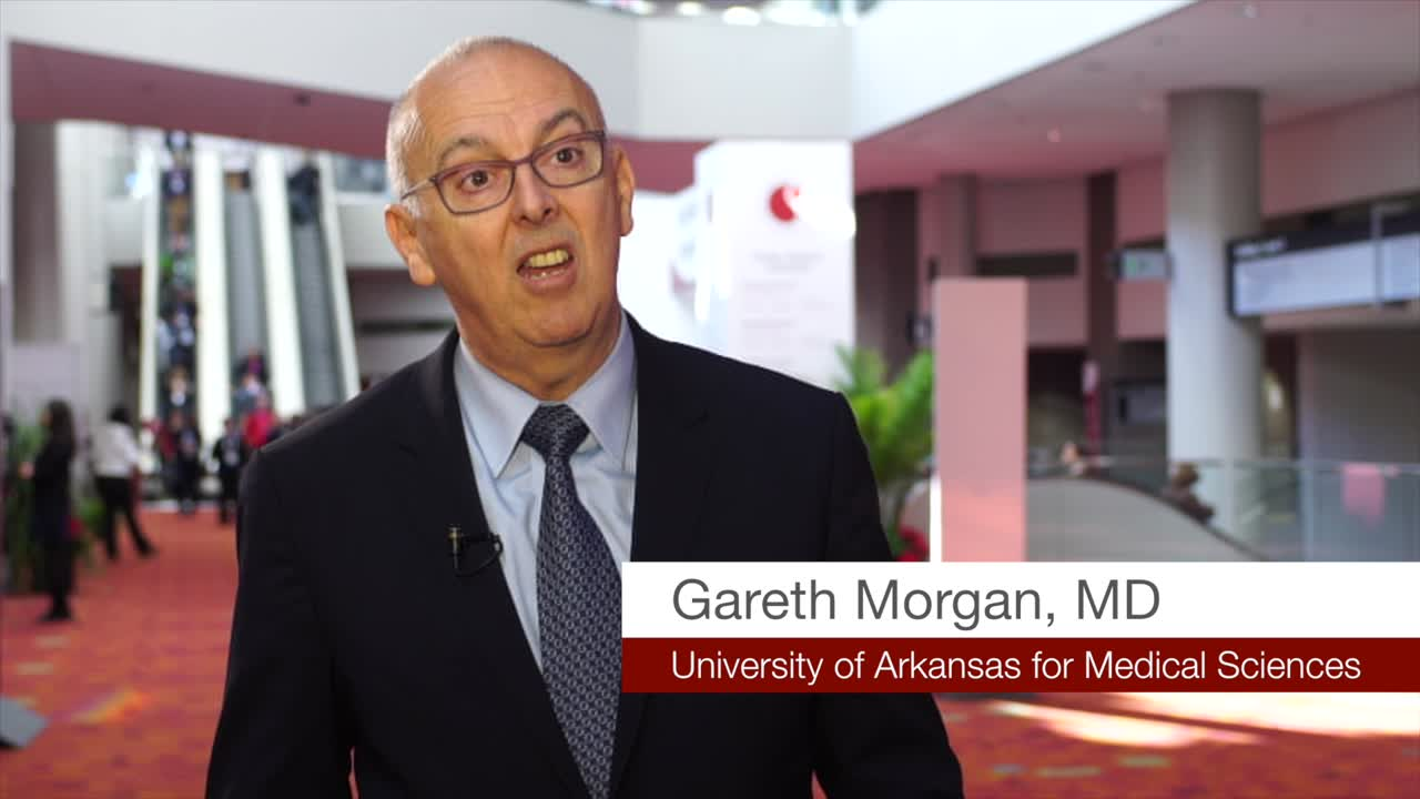 Developing Data will Help Clinicians - CAR-T Cells are going to be very effective for Myeloma