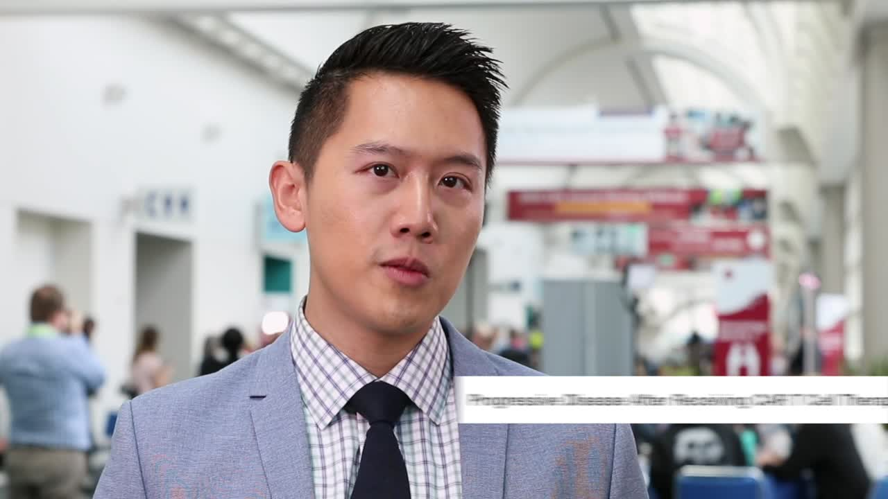 Progressive Disease After Receiving CAR T Cell Therapy