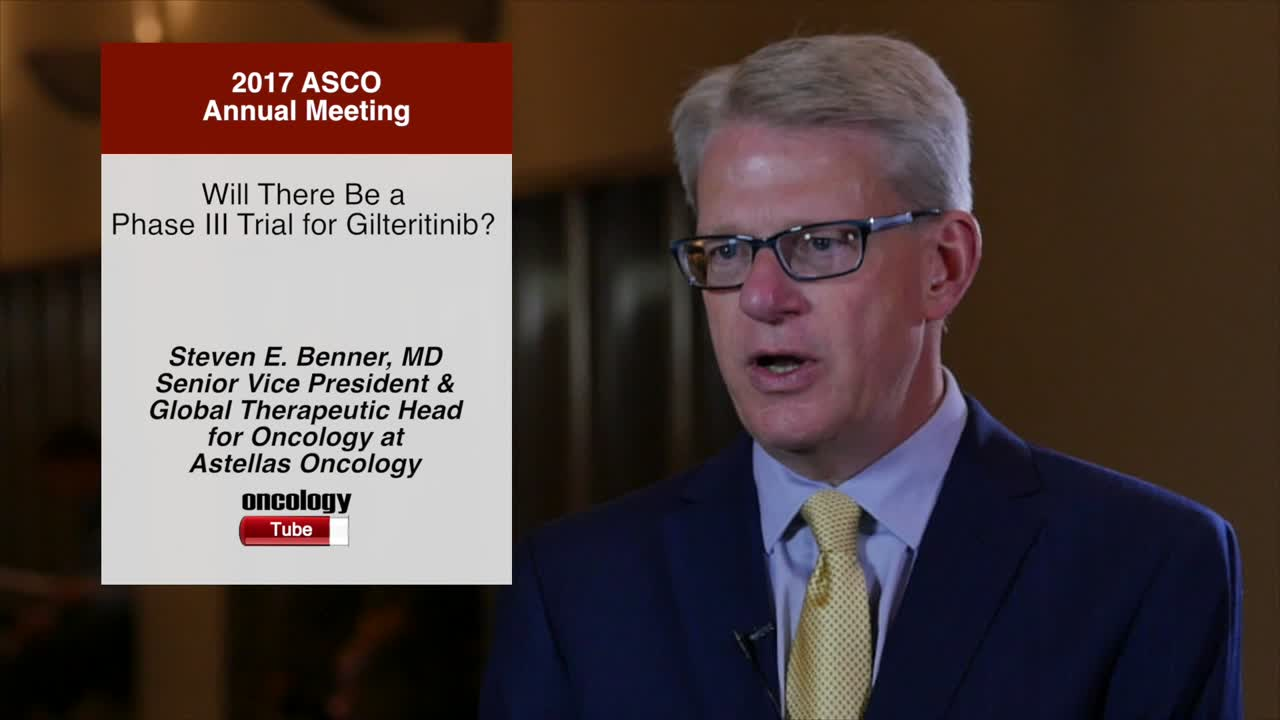 Will There Be a Phase III Trial for Gilteritinib?