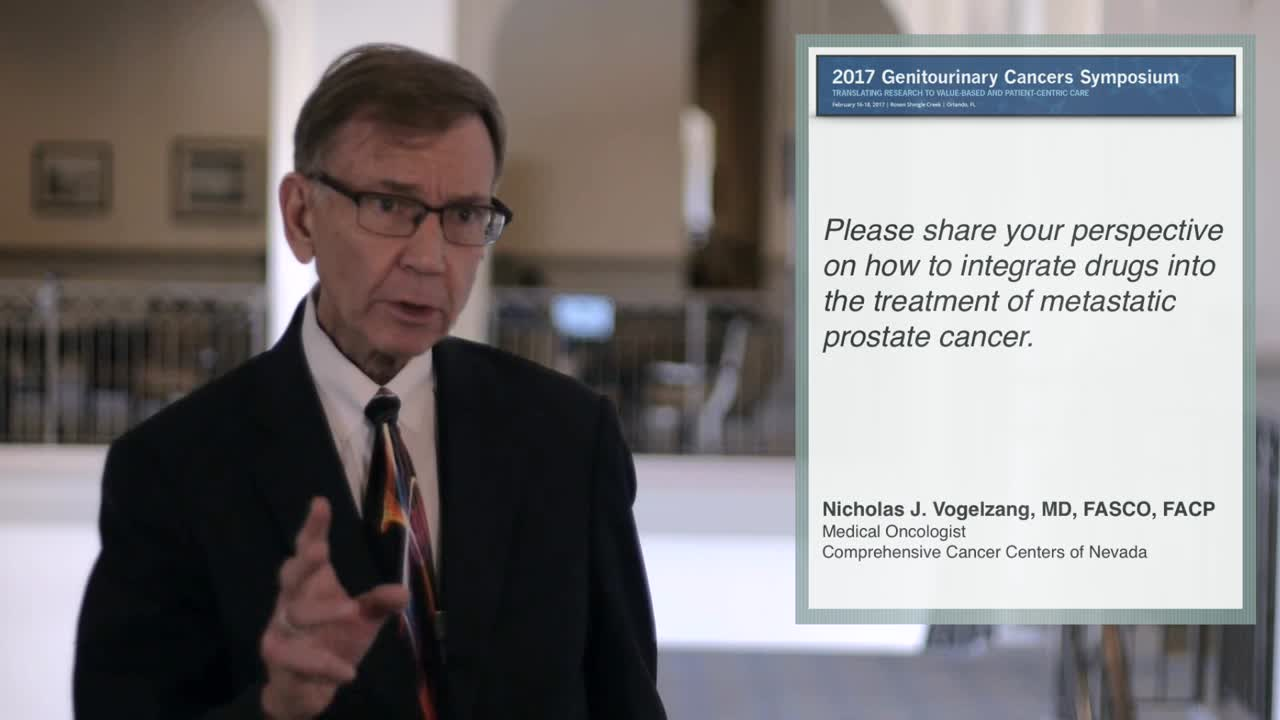 How to Integrate Drugs into the Treatment of Metastatic Prostate Cancer
