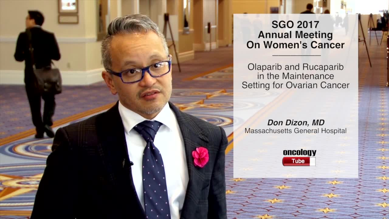 Olaparib and Rucaparib in the Maintenance Setting for Ovarian Cancer
