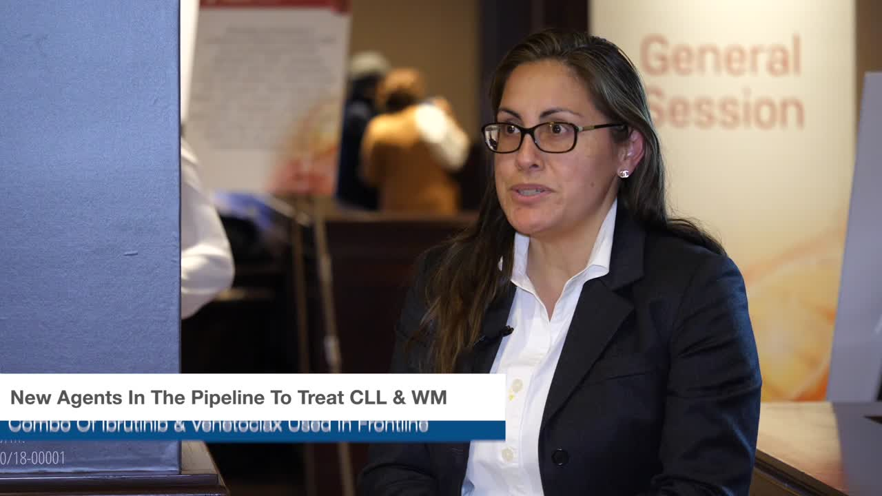 New Agents in the Pipeline to Treat CLL & WM