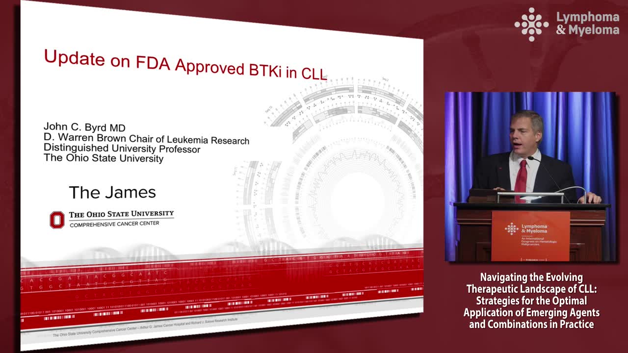 Update on BTK inhibitors for CLL: Ibrutinib pus the new kids on the block: Are they better?