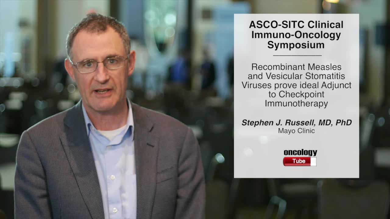 Recombinant Measles and Vesicular Stomatitis Virus are Ideal Adjunct to Checkpoint Immunotherapy