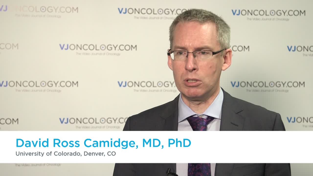IMMU-132 - a novel antibody-drug conjugate for the treatment of lung cancer