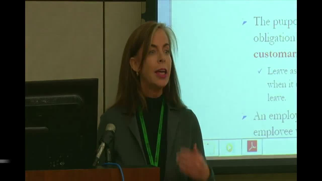 Bankruptcy & Workplace Discrimination w_  Patricia McMahon & Carlos Colon, AFC [720p]