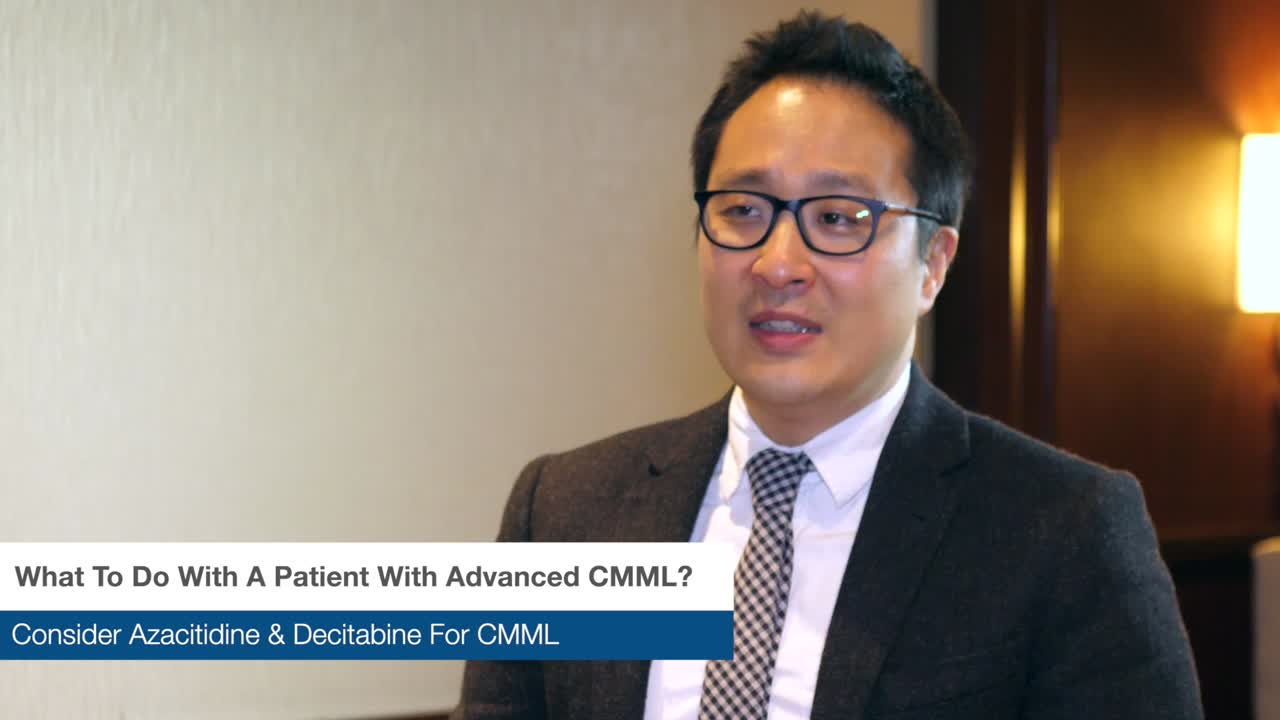 What To Do With A Patient With Advanced CMML?