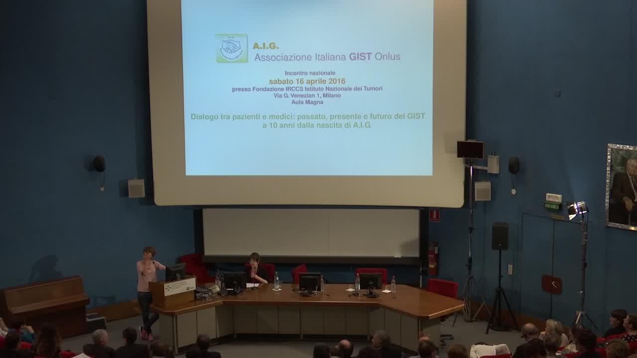 6 Gruppo multidisciplinare e multicentrico: numerosi medici esperti in GIST, provenienti da tutto il paese, rispondono alle domande raccolte tra i pazienti - 6.a parte
