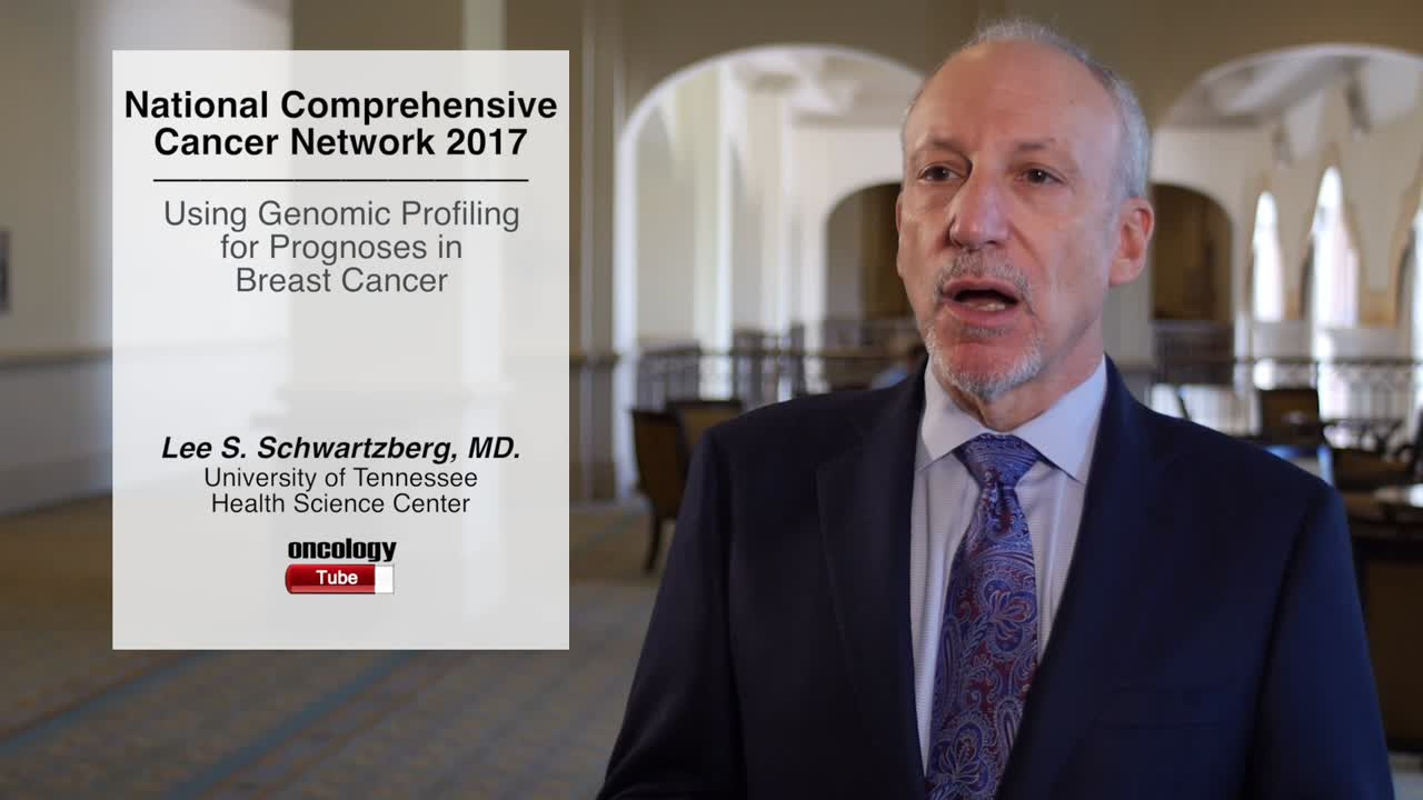 Using Genomic Profiling for Prognoses in  Breast Cancer