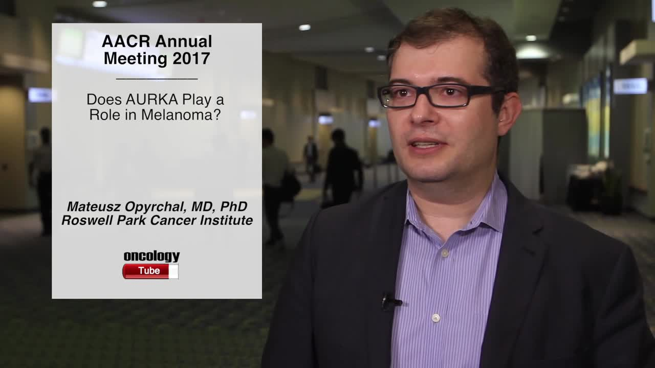 Does AURKA Play a Role in Melanoma?