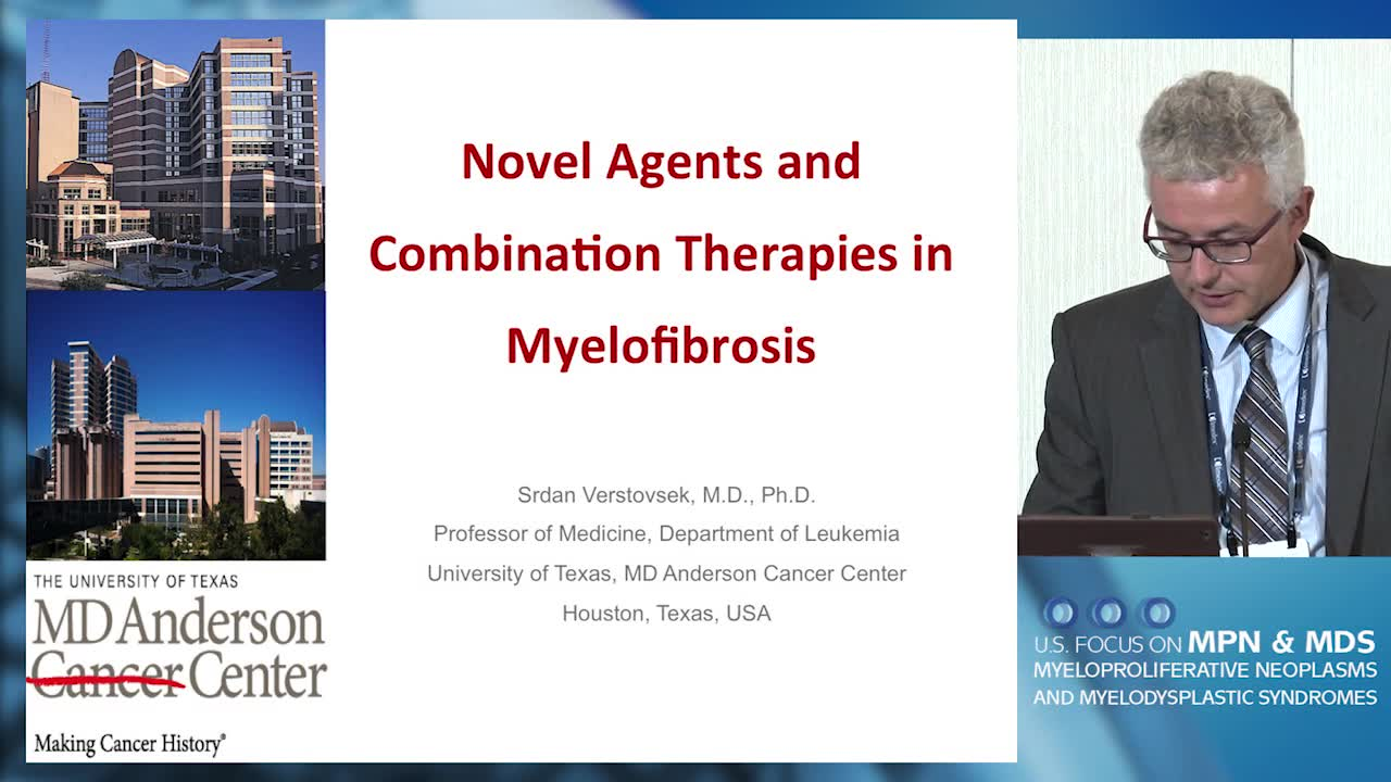 Novel Agents and Combination Therapies in MF