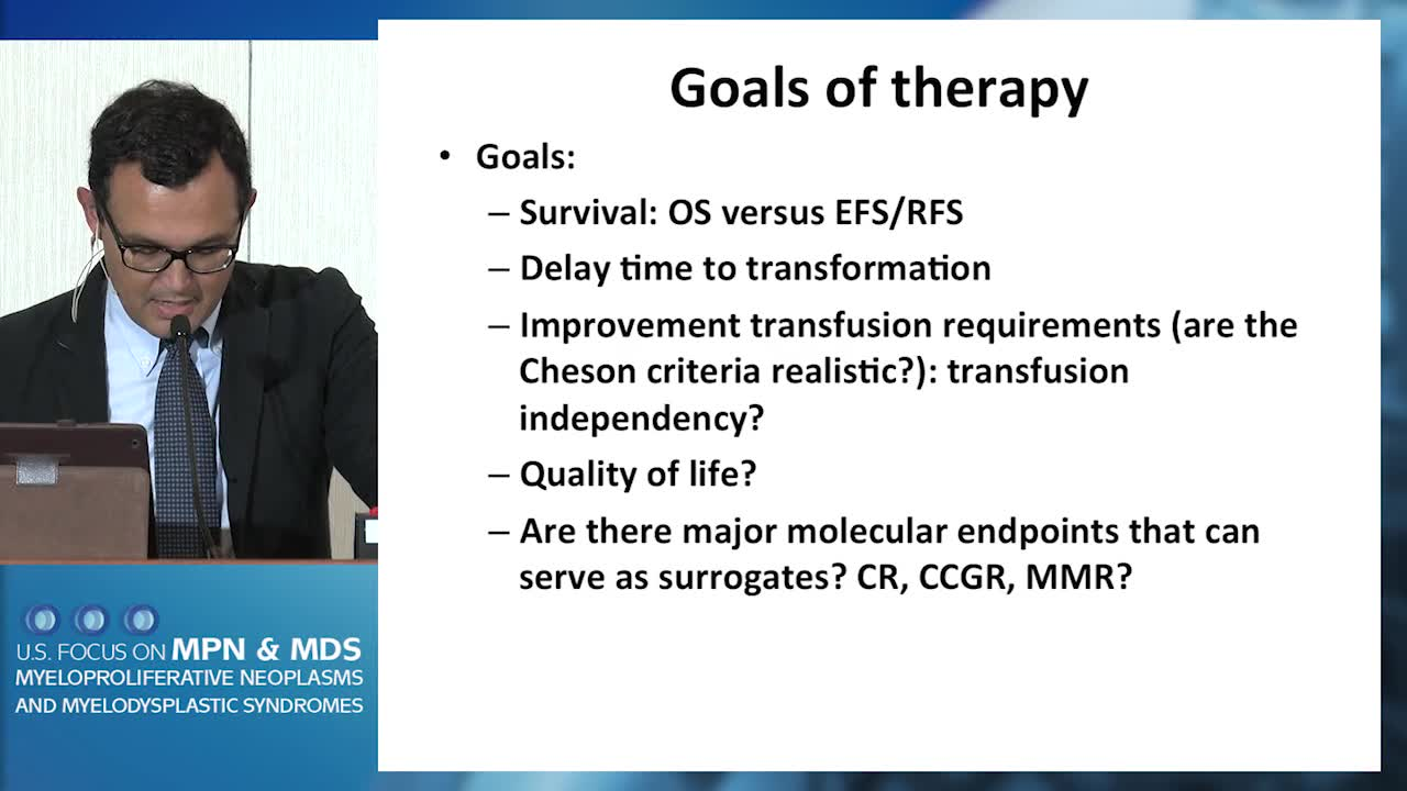 A Unified Approach to Lower Risk MDS: Standard and Emerging Therapies