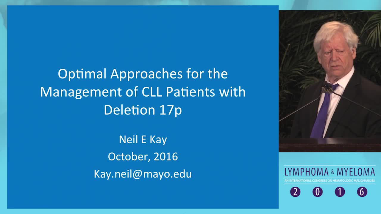 Optimal approaches for the management of patients with deletion 17p