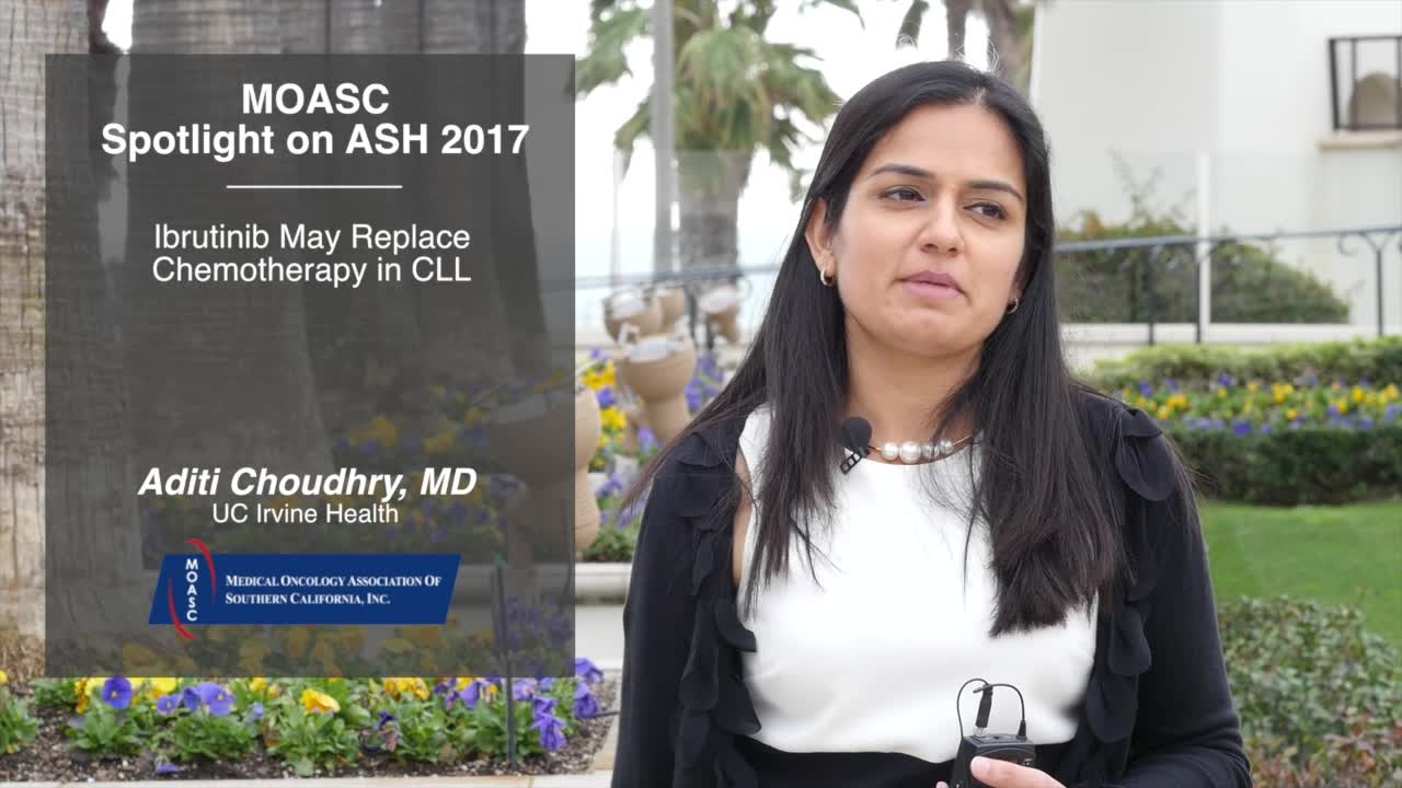 Ibrutinib May Replace Chemotherapy in CLL