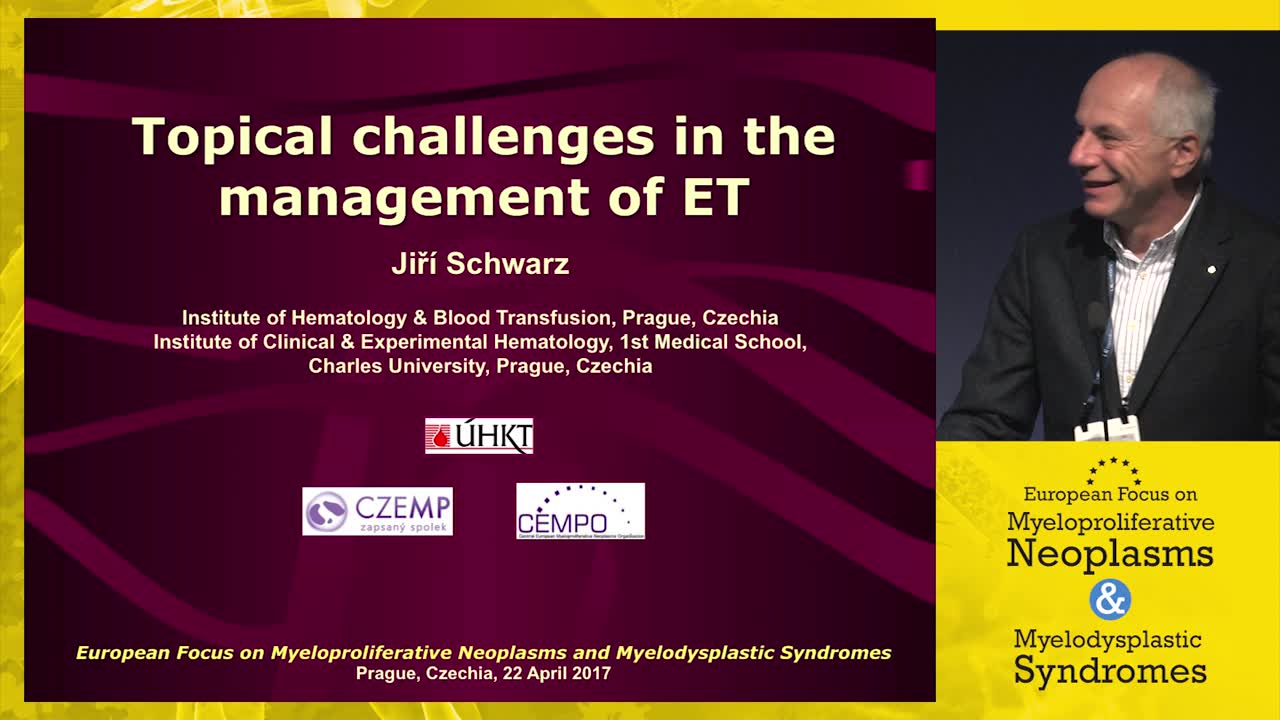 Topical challenges in the management of ET