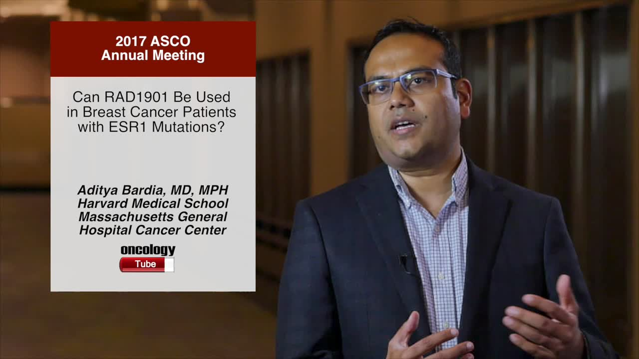 Can RAD1901 Be Used in Breast Cancer Patients with ESR1 Mutations?