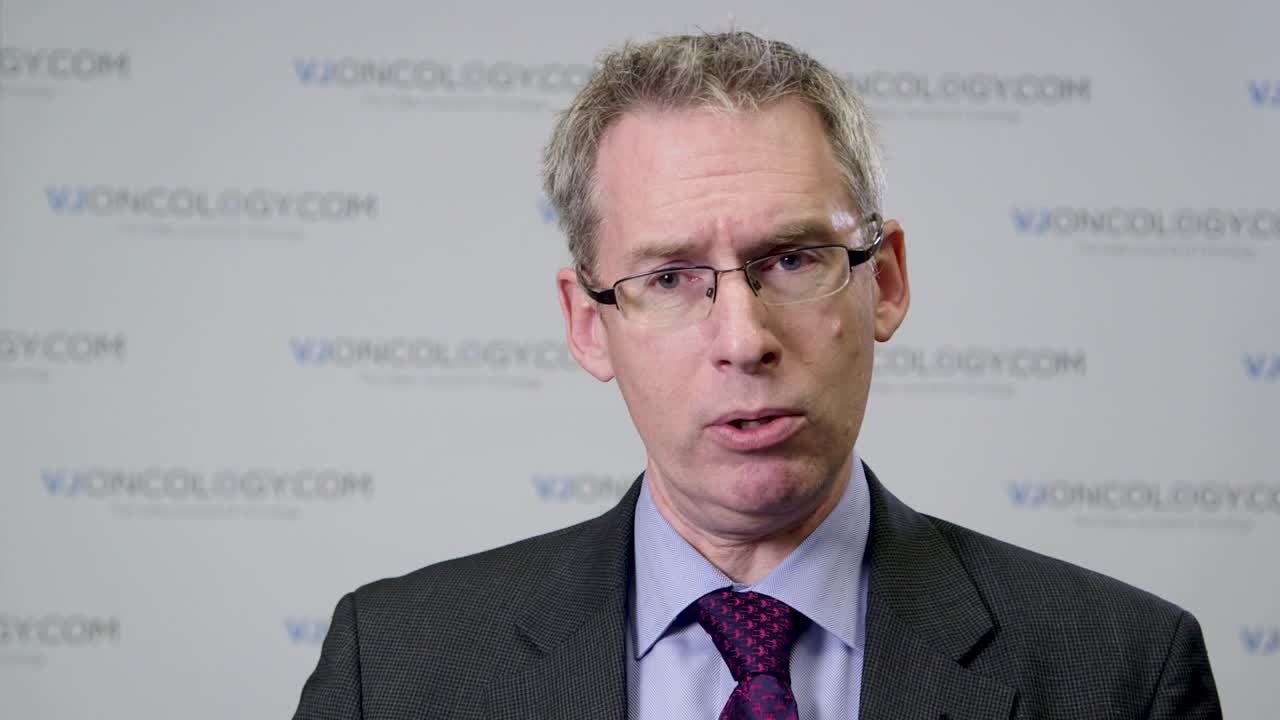 ALEX: alectinib is the best first-line therapy available for ALK-positive NSCLC