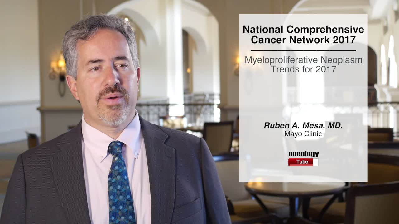 Myeloproliferative Neoplasm Trends for 2017