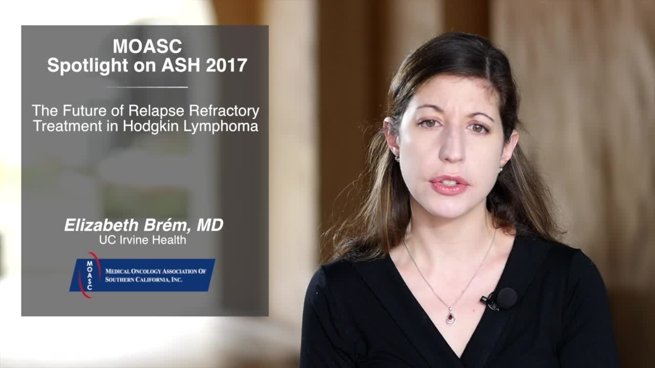 The Future of Relapse Refractory Treatment in Hodgkin Lymphoma