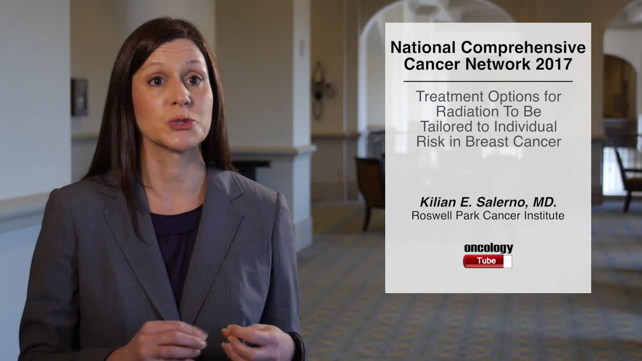 Treatment Options for Radiation to be Tailored to Individual Risk in Breast Cancer