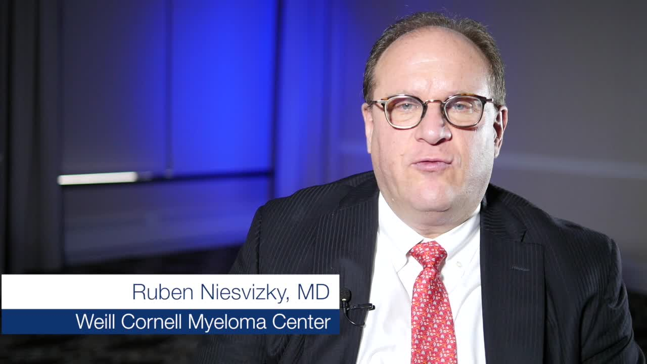 Quadruple Agents in Relapse Refractory Myeloma  Capitalizing on synergy & lack of toxicities