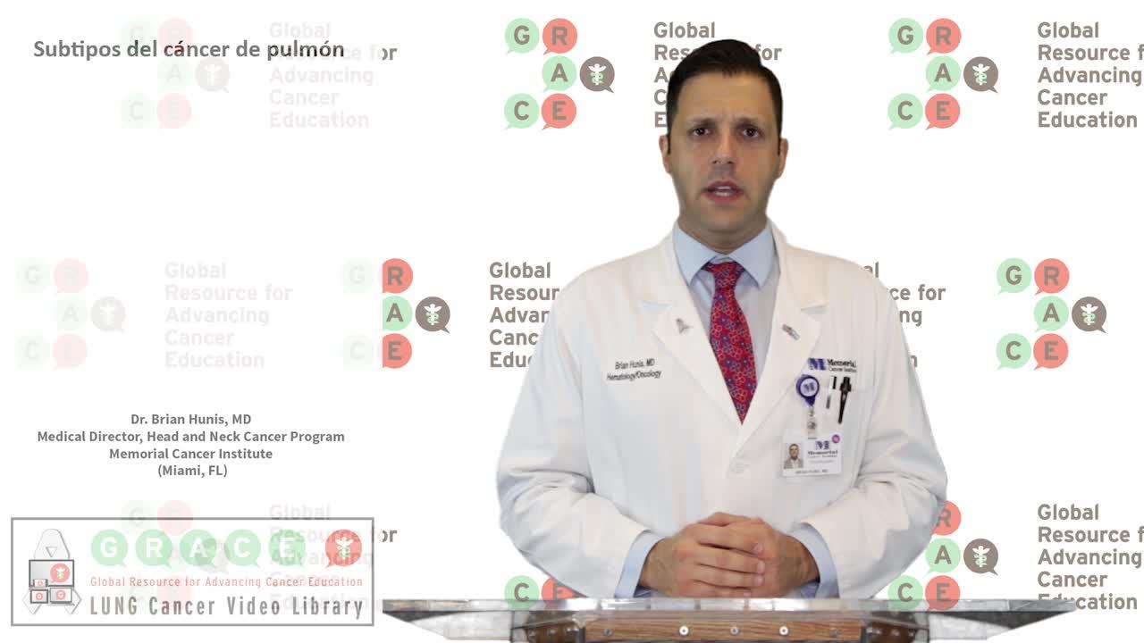 Subtipos del Cancer de Pulmón