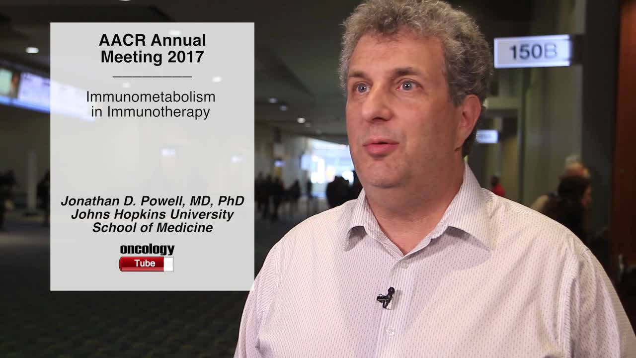 Immunometabolism in Immunotherapy