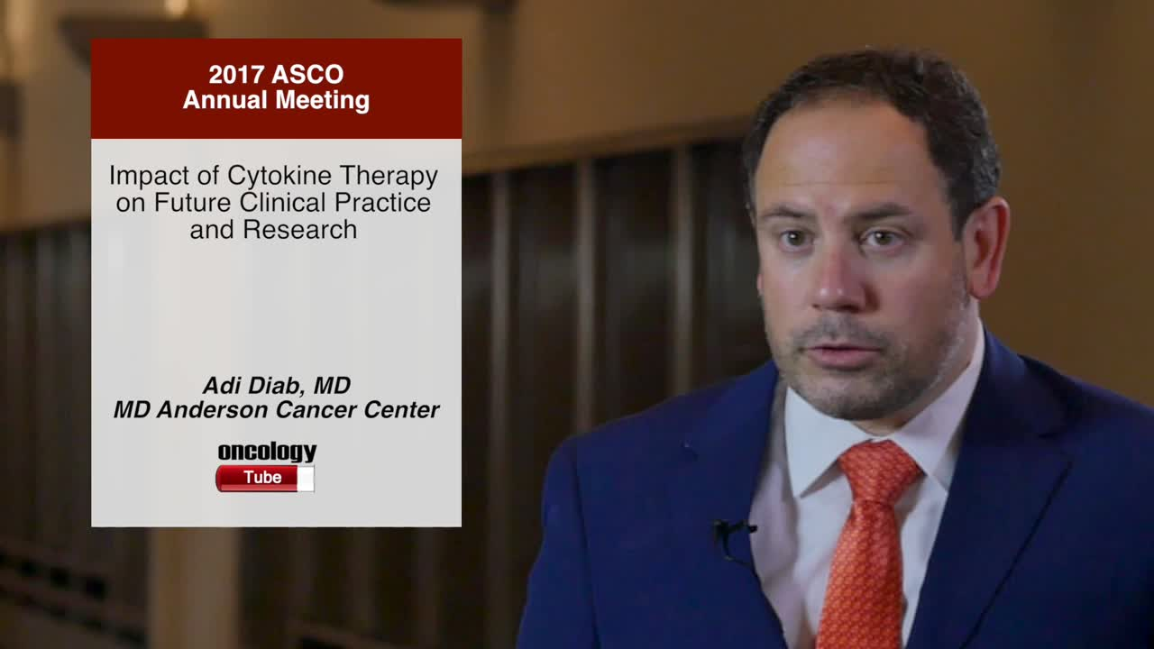 Impact of Cytokine Therapy on Future Clinical Practice and Research