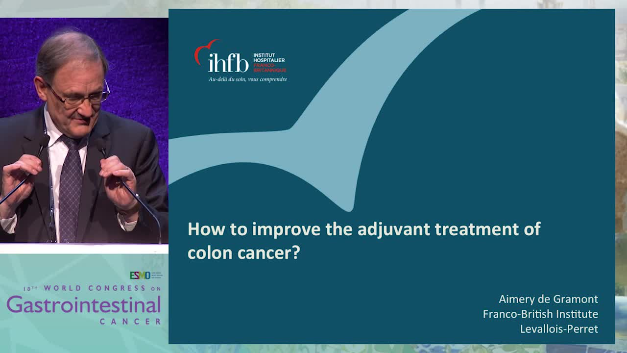 How to improve the adjuvant treatment of colon cancer?