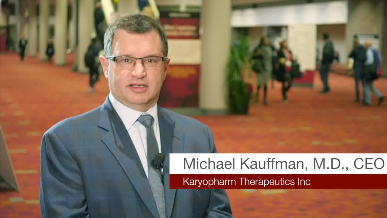 High-Response Rates from both Selinexor and Velcade  The combination of the two show synergy against Myeloma