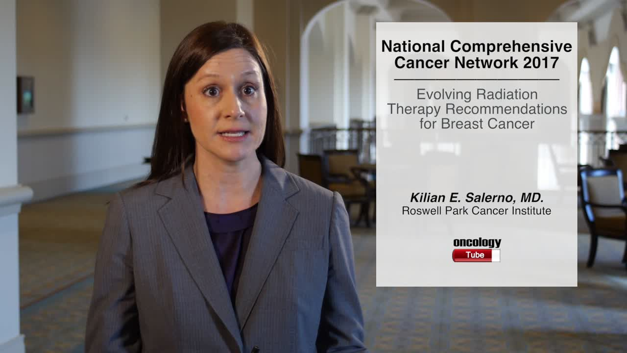 Evolving Radiation Therapy Recommendations for Breast Cancer