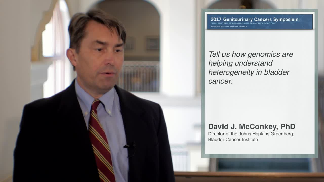 How Do Genomics Help Understand Heterogeneity in Bladder Cancer