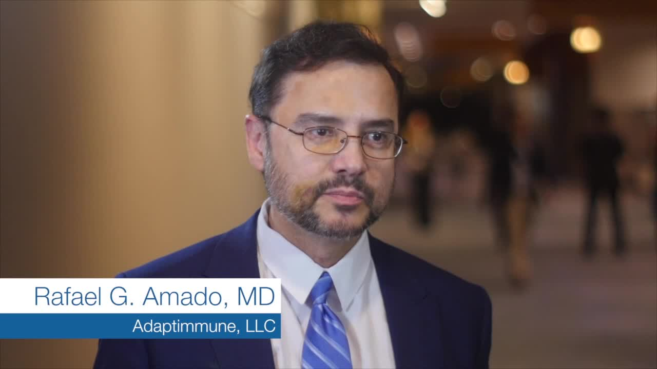 MRCLS Responded to Active Therapy Treatment Harvested T-Cells transduced with antiviral vector