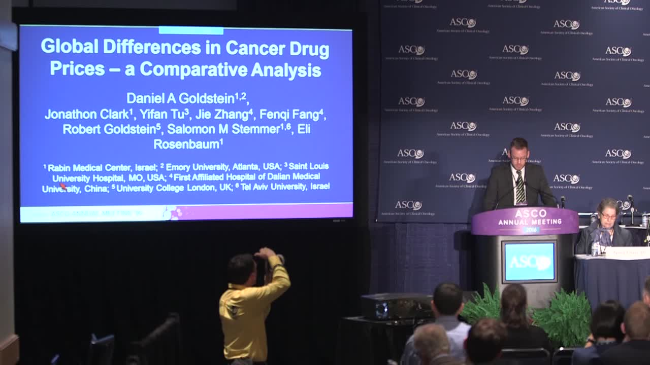 Global differences in cancer drug prices: a comparative analysis