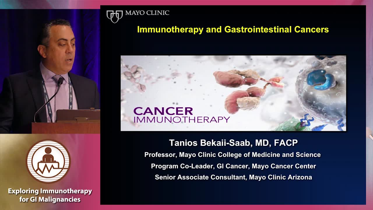 Overview of immunotherapy in GI cancers