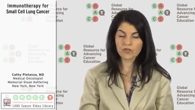 Immunotherapy for Small Cell Lung Cancer [360p]