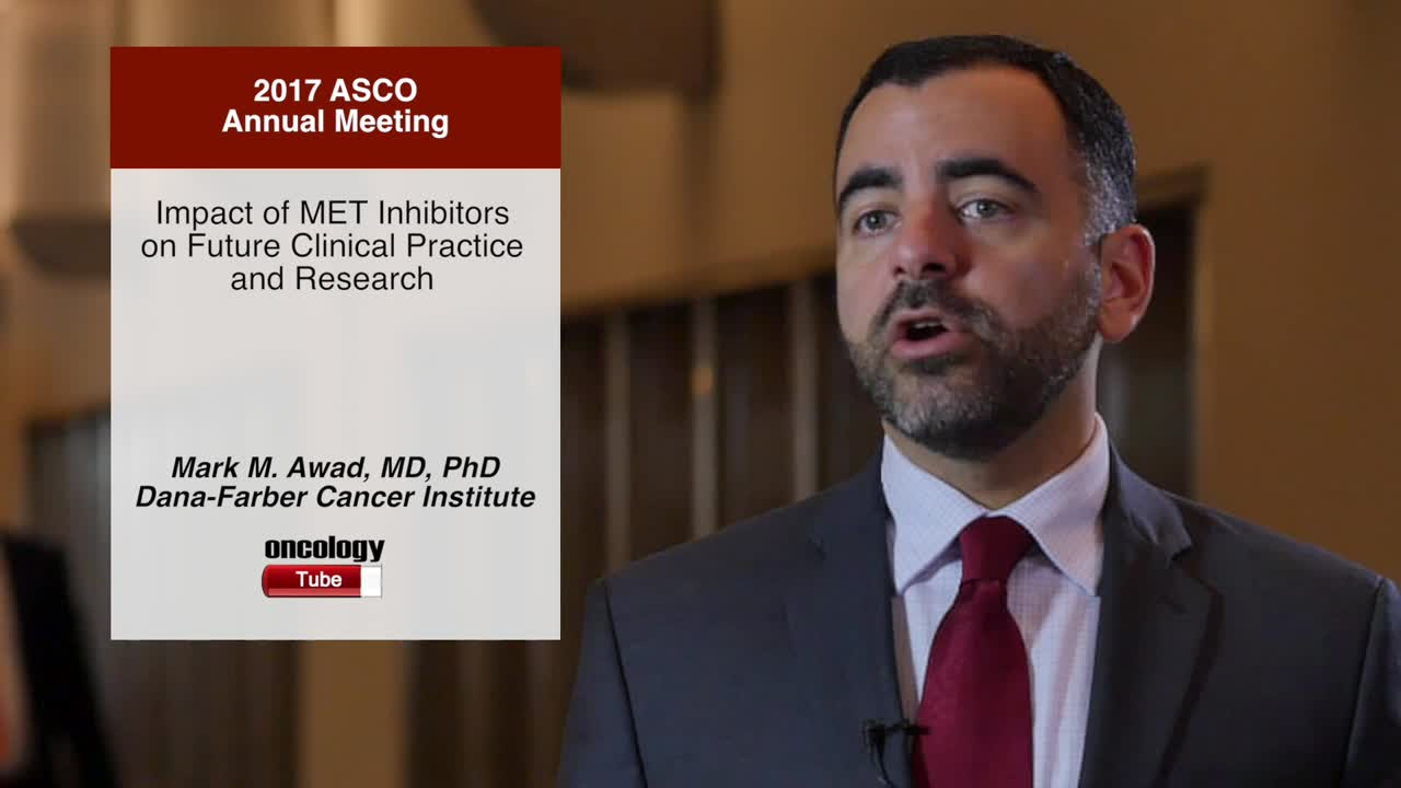 Impact of MET Inhibitors on Future Clinical Practice and Research