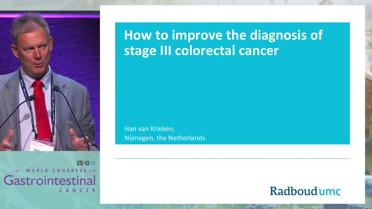 How to improve the diagnosis of stage III colon cancer?