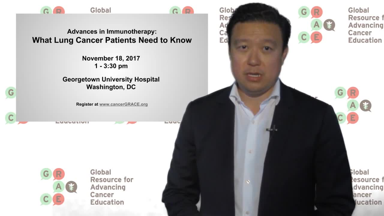 Join GRACE for Advances in Immunotherapy Patient Forum [720p]