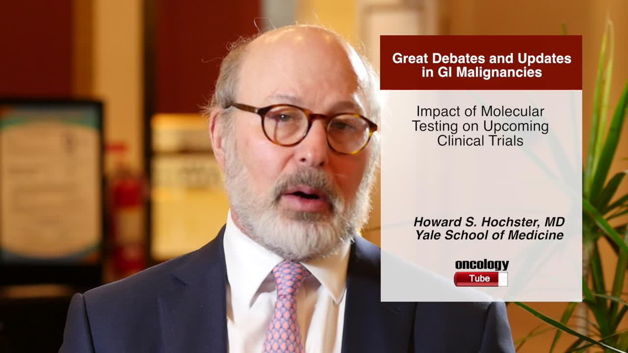 Impact of Molecular Testing on Upcoming Clinical Trials