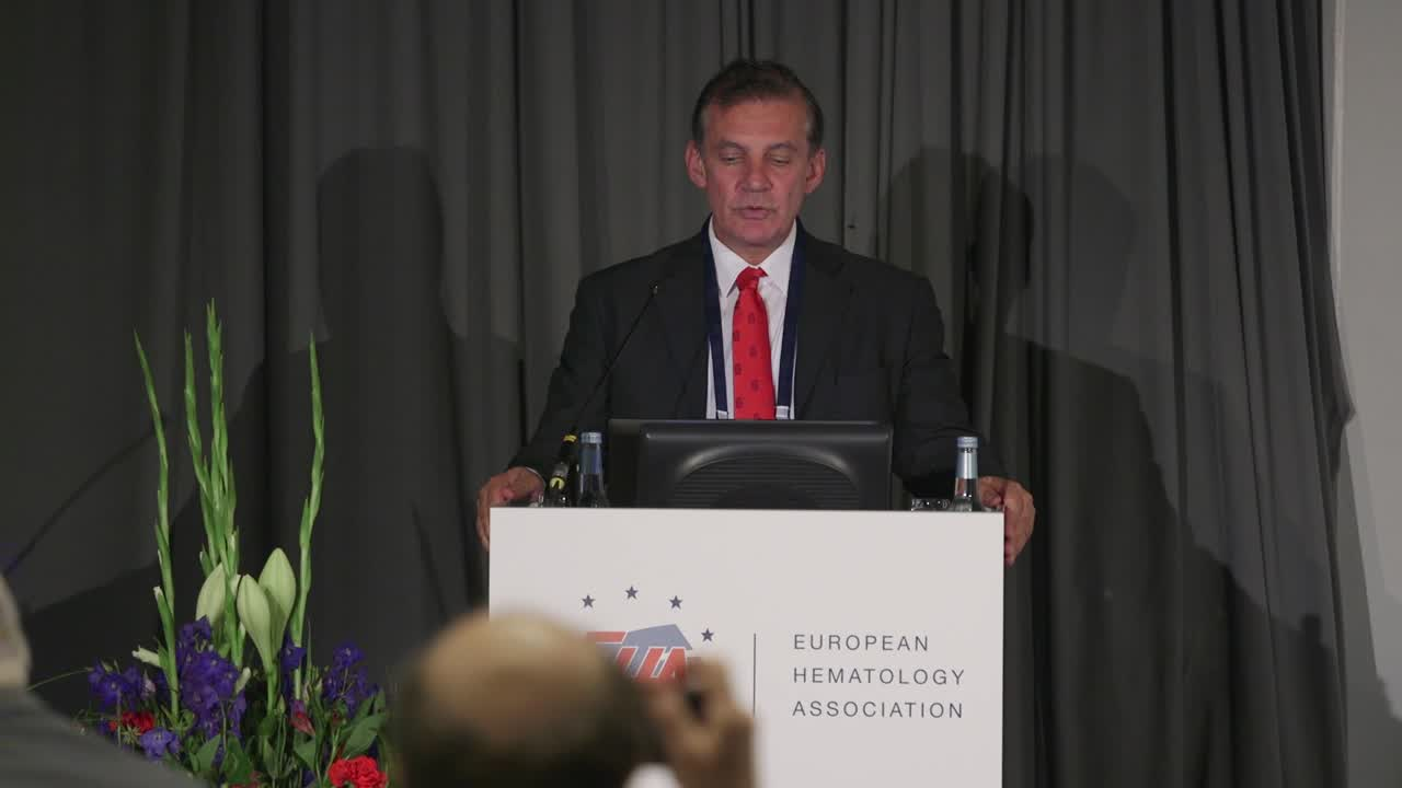 EHA2016_PressBrief_Fr_03Daratumumab shows remarkable benefit in relapsed or refractory multiple myeloma in the pollux study