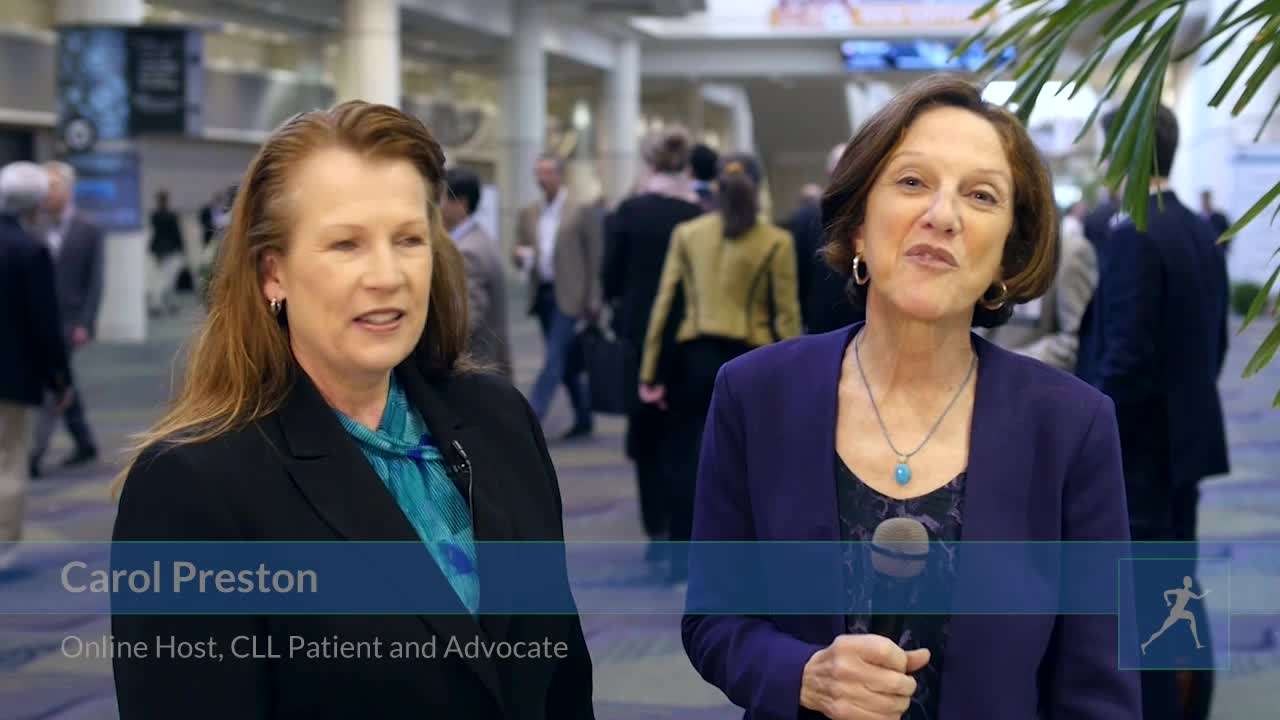 ASH 2015 Coverage: The Meaning of a Second-Generation BTK Inhibitor for Patients Dr. Kathryn Kolibaba
