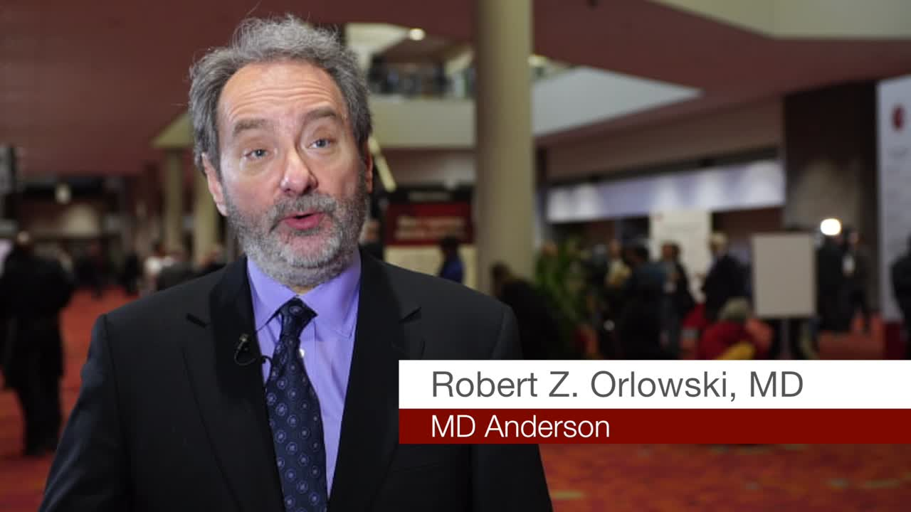 Phase III Trial for Multiple Myeloma - Busulfan + Melphalan Vs Melphalan Alone